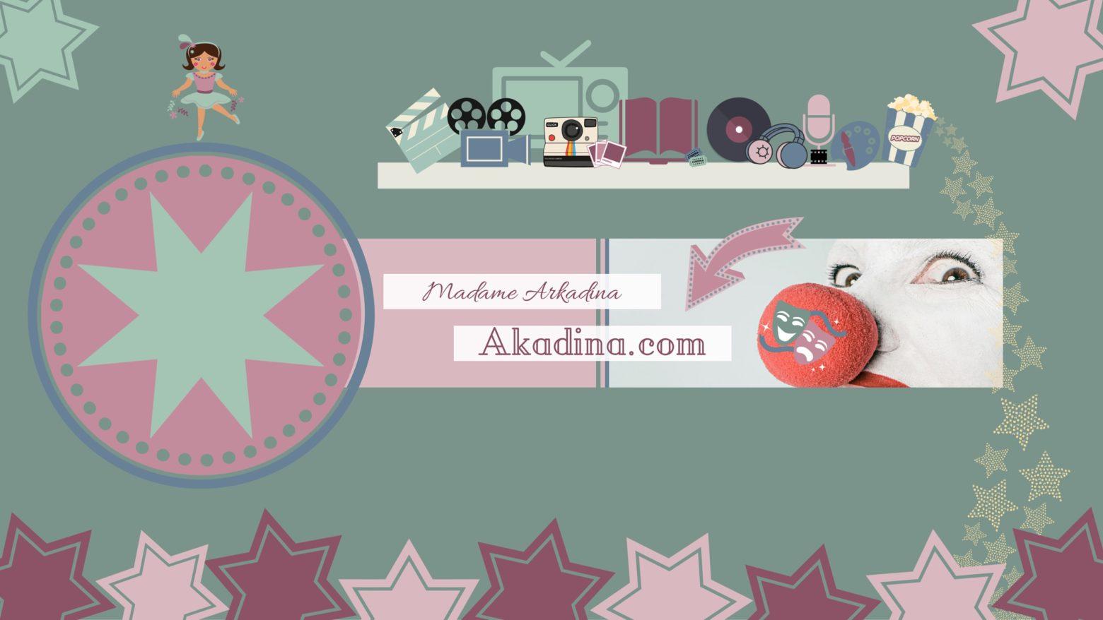 Main Arkadina.com Circus