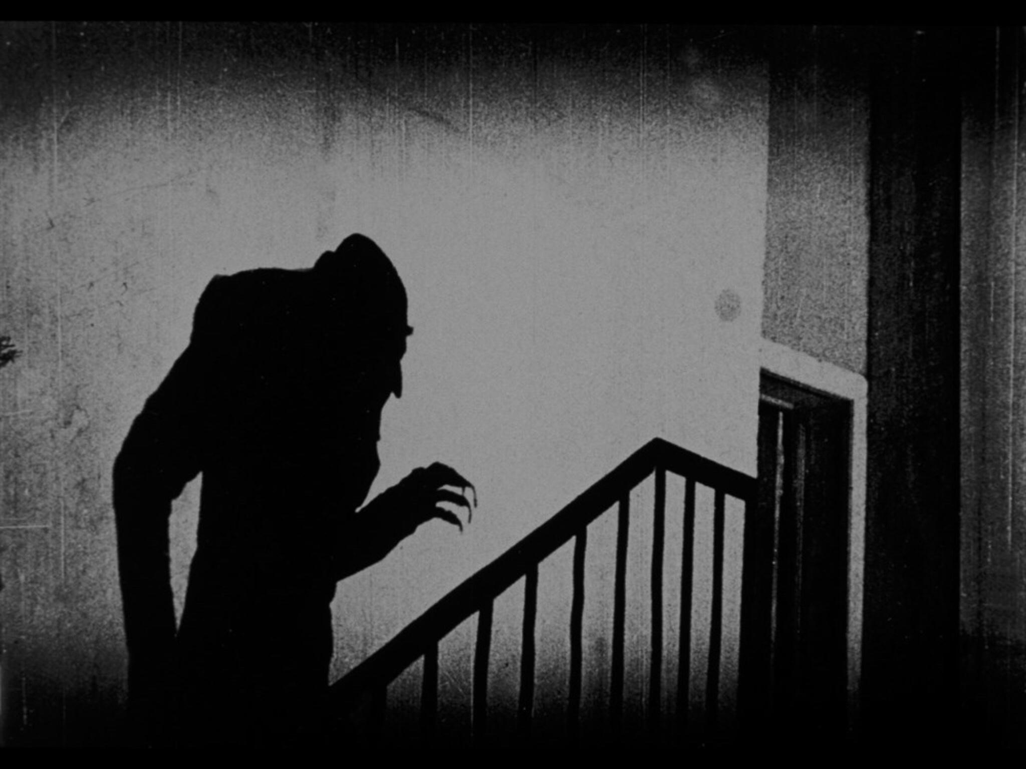 Nosferatu the movie 1922