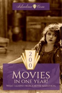 What I Learnt From Watching 200 Movies in a Year